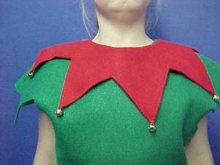 Santa suits mrs claus wig and beard elf costume costumes